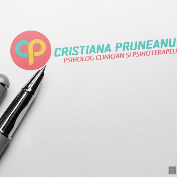 Cristiana Pruneanu Logo