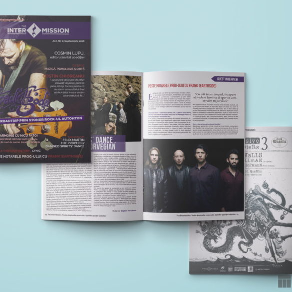 The Intermission Magazine No1