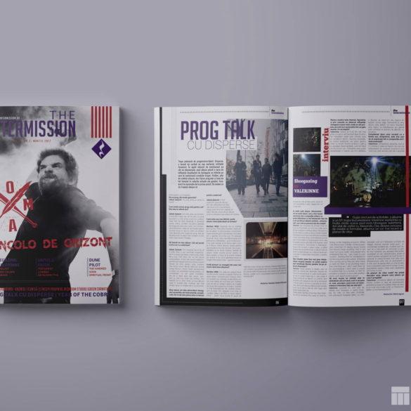 The Intermission Magazine No2