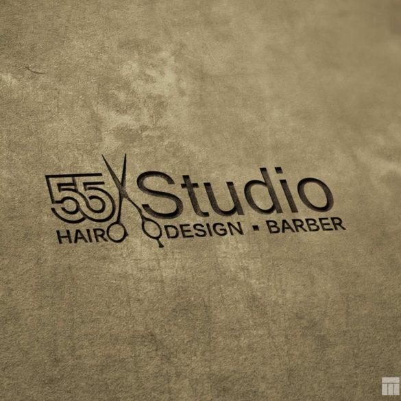 55 Studio Logo