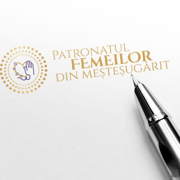 Patronatul Femeilor din Mestesugarit Logo