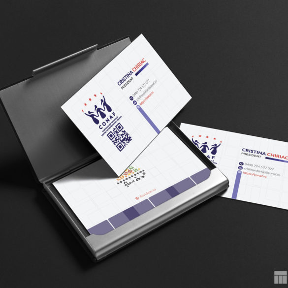 CONAF Business Card
